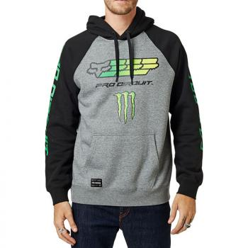Mikina Fox Fox Monster Pro Circuit Fleece Heather Graphic