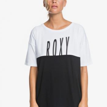 Tričko Roxy COME INTO MY LIFE BRIGHT WHITE