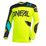 Pánský cyklodres Oneal ELEMENT RACEWEAR neon yellow/black