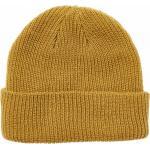 Čepice Fox Machinist Beanie Dark Yellow