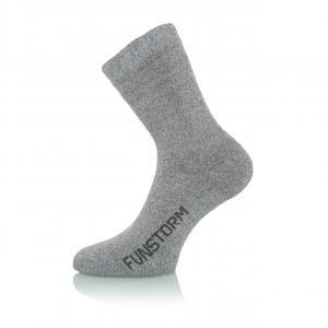 Ponožky Funstorm Sekul grey