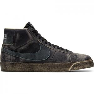 Boty Nike SB ZOOM BLAZER MID PRM black/light dew-coconut milk-light id dew