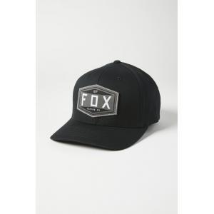 Kšiltovka Fox Emblem Flexfit Hat Black