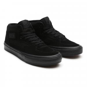 Boty Vans Skate HALF CAB Black/Black