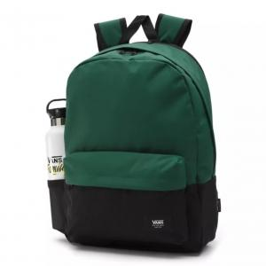 Batoh Vans OLD SKOOL PLUS II BACKPACK PINE NEEDLE/BLACK
