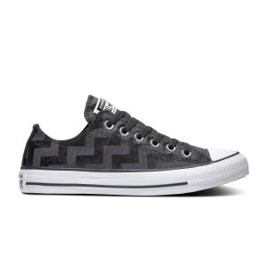 Boty Converse CHUCK TAYLOR ALL STAR GLAM DUNK BLACK/WHITE/BLACK