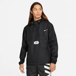 Bunda Nike SB MARCH RADNESS ANORAK black/black/black/white