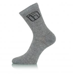 Ponožky Funstorm Calab grey
