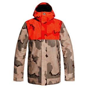Zimní bunda DC DEFY INCENSE DCU CAMO MEN