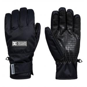 Rukavice DC FRANCHISE Glove BLACK