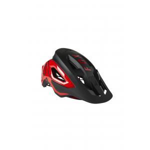 Cyklistická helma Fox Speedframe Pro Helmet Black/Red