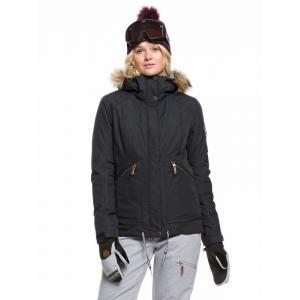 Zimní bunda Roxy MEADE JK TRUE BLACK