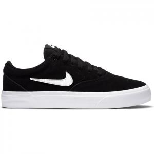 Boty Nike SB CHARGE SUEDE GS black/photon dust-black-black