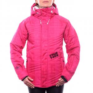 Zimní bunda Funstorm ALTA pink