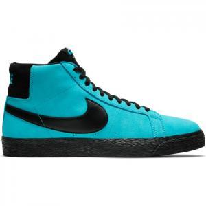 Boty Nike SB ZOOM BLAZER MID baltic blue/black-baltic blue-white