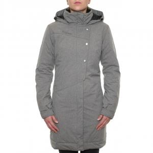 Kabát Funstorm Vense zimní dark grey/e