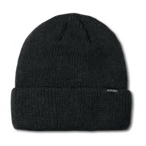Čepice Etnies Warehouse Beanie BLACK
