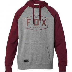 Mikina Fox Crest Pullover Fleece Heather Graphite