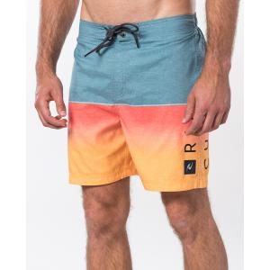 Koupací šortky Rip Curl SEMI-ELASTICATED NU DIVIDE 18' Multico