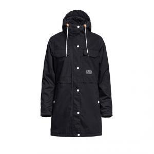 Kabát Horsefeathers CLARA JACKET black
