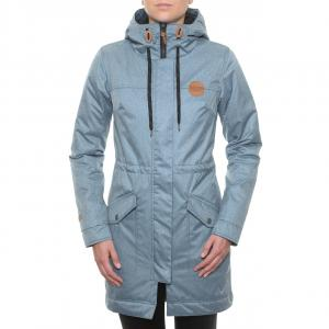 Kabát Funstorm Driana zimní blue