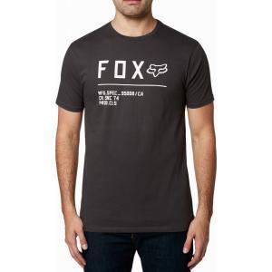 Tričko Fox Non Stop Ss Premium Tee Black/White