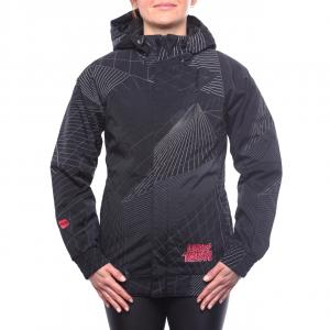 Zimní bunda Funstorm MIX jacket black