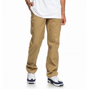 Kalhoty DC WORKER RELAXED KHAKI