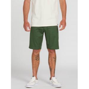 Kraťasy Volcom Fricking Modern Stretch Shorts Cilantro Green