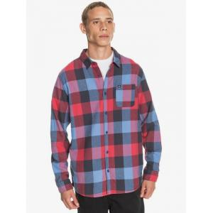 Košile Quiksilver MOTHERFLY FLANNEL PARISIAN NIGHT MOTHERFLY