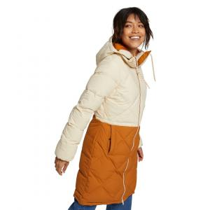 Kabát Burton Chescott Down Jacket Creme Brulee/True Penny