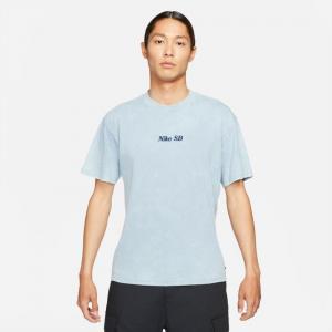 Tričko Nike SB TEE CLASSIC WASH ashen slate