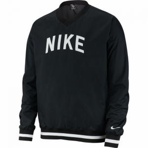 Mikina Nike SB TOP WIND SHIRT black/white