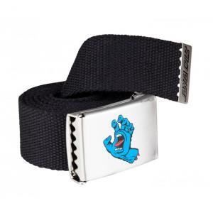 Pásek Santa Cruz Screaming Mini Hand Belt Black