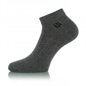 Ponožky Funstorm Mivar dark grey