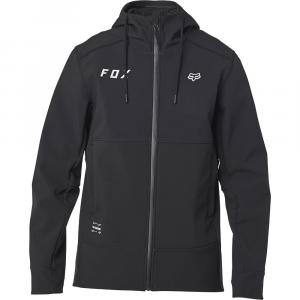 Bunda Fox Pit Jacket Black/Grey