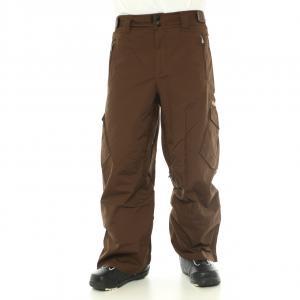Snowboardové kalhoty Funstorm MIX pants brown