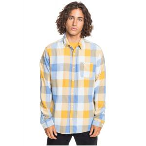 Košile Quiksilver MOTHERFLY FLANNEL HONEY MOTHERFLY