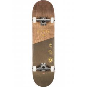 Skateboardový komplet Globe G1 Insignia Dark Maple/Green