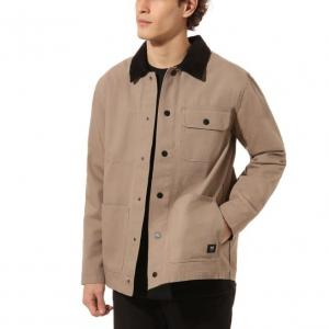 Bunda Vans DRILL CHORE COAT MILITARY KHAKI