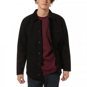 Bunda Vans DRILL CHORE COAT Black