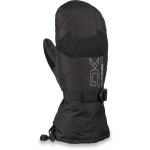 Rukavice Dakine LEATHER SCOUT MITT BLACK