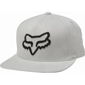 Kšiltovka Fox Instill Snapback Hat Steel Grey