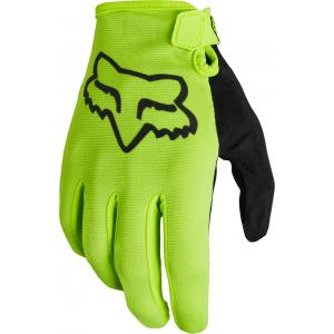 Cyklistické rukavice Fox Ranger Glove Fluo Yellow