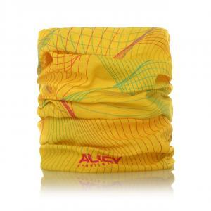 Nákrčník Alisy Lines yellow