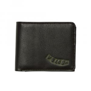 Peněženka Volcom Pistol Pu 3F Wallet Black