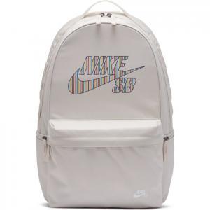 Batoh Nike SB ICON BKPK - BTS GFX lt orewood brn/lt orewood brn/white