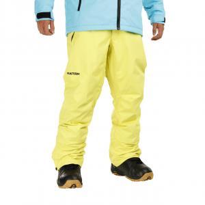 Snowboardové kalhoty Funstorm Trax lime