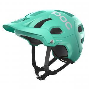 Cyklistická helma POC Tectal Fluorite Green Matt