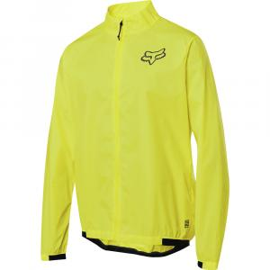 Bunda na kolo Fox Defend Wind Jacket Day Glo Yellow